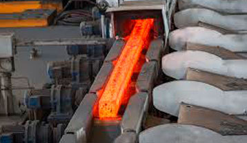 Steel mills and metal recycling