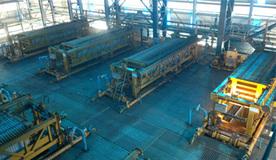 Planta de filtración de tailings de mineral de hierro