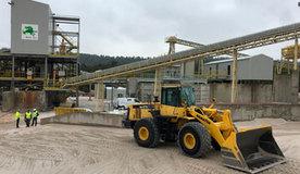 Ingeniería de detalle referente a una planta de procesamiento de arenas feldespáticas