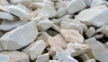 Rocas y gravas