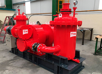 SIX Slurry Pump