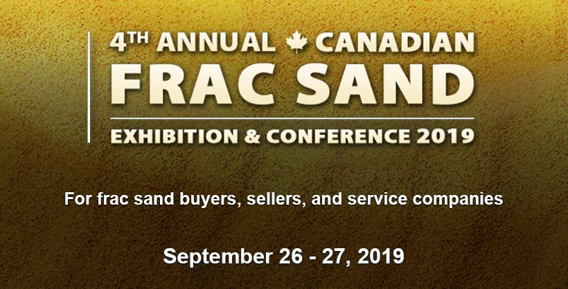 Frac Sand Exhibition & Conference 2019
