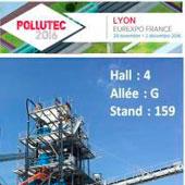 POLLUTEC 2018 - Euroexpo Lyon