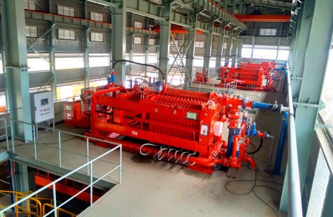 VINACOMIN confía en TH para la ampliación de su planta de filtración de concentrados metálicos en Vietnam