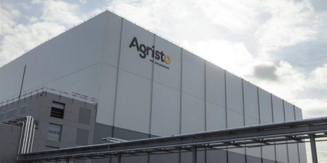 Tercera instalación TH de tratamiento de lodos para Agristo en Bélgica