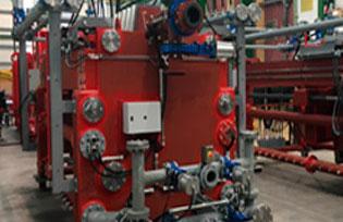 Planta de filtración para minería metálica en Rusia