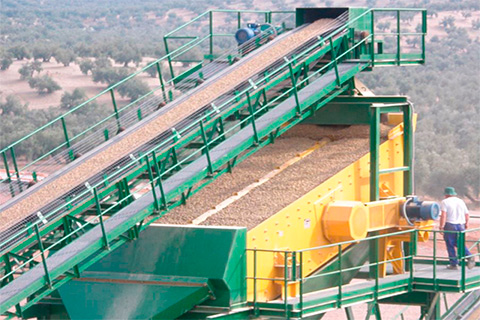 CVR Vibrating Screens