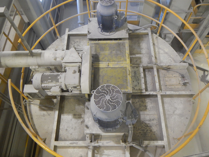 Separador Neumático SN