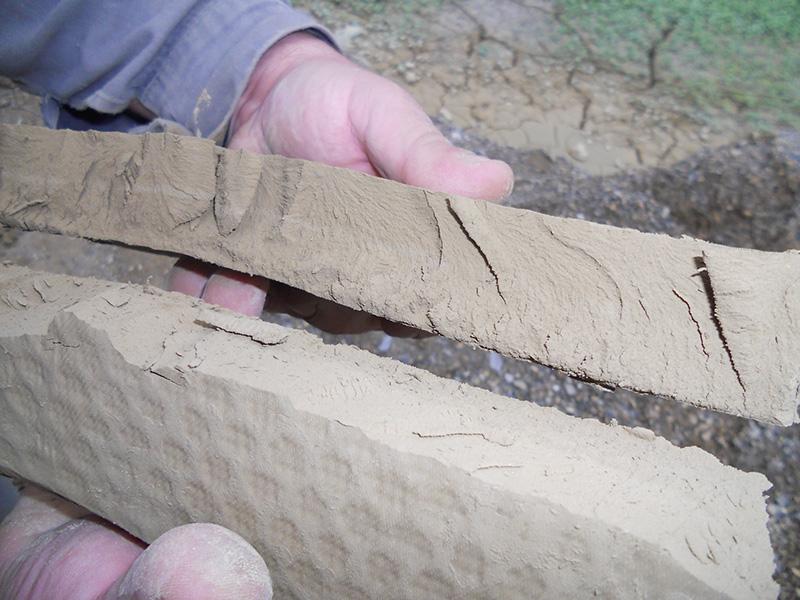 Planta para filtración de lodos de cantera