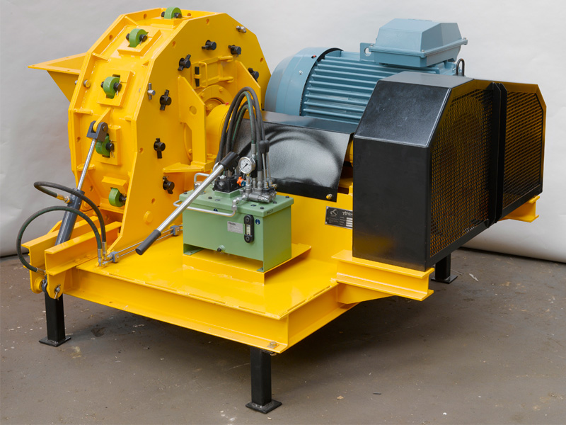 MLC centrifugal crusher