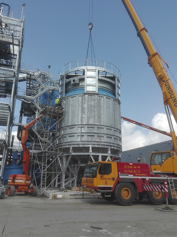NK-CL paste thickener