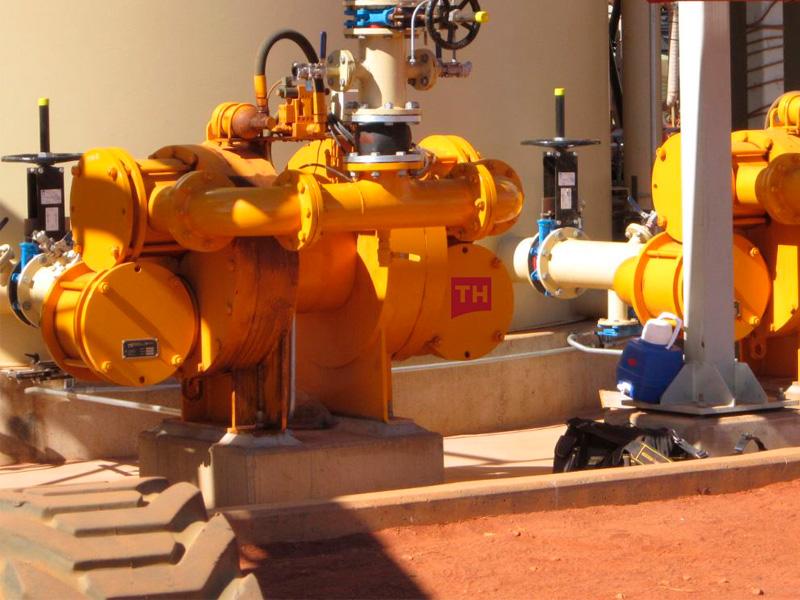 SIX Slurry Pump