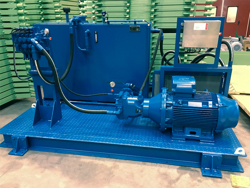 SIX slurry pumps
