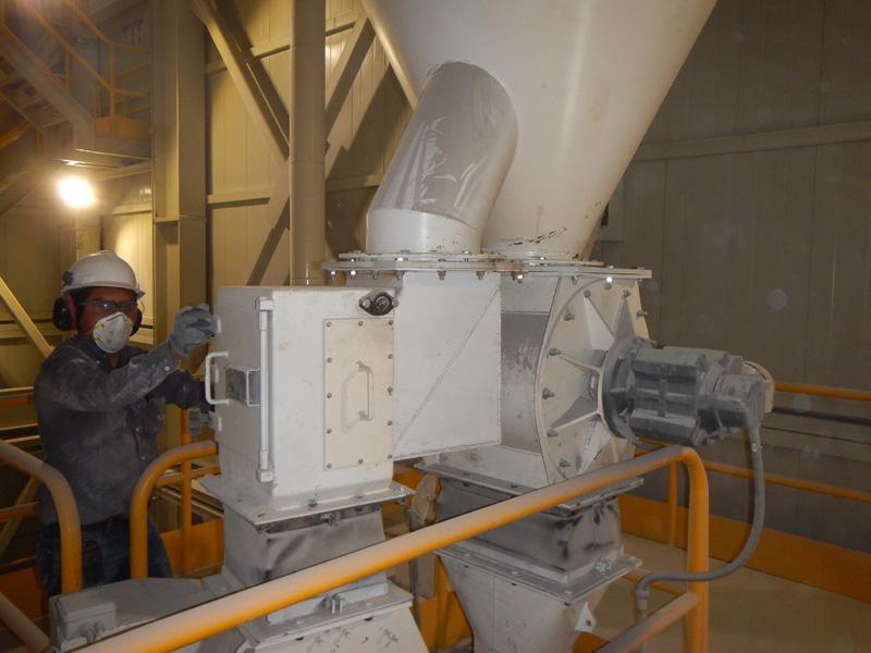 SN Air Classifiers